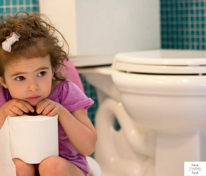 How To Potty Train Twins in Just 3 Days