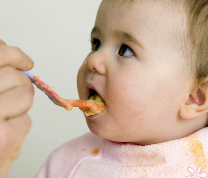 When To Start Baby On Solids And Starting Solids Tips