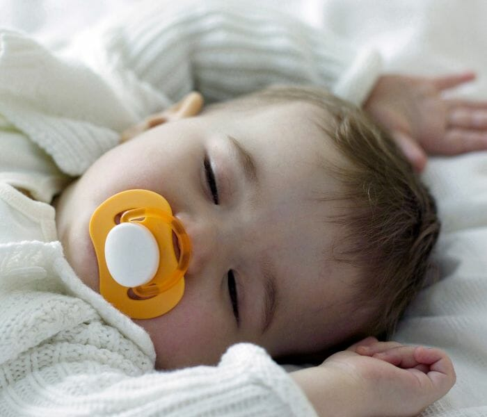 How To Get Your Baby To Sleep Through The Night