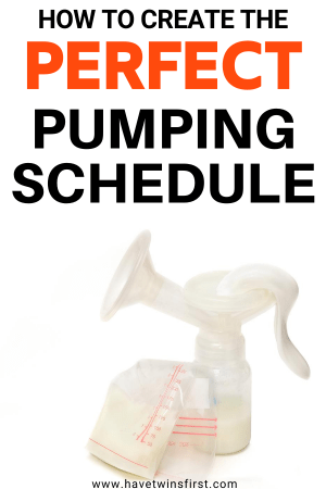 How to create the perfect pumping schedule.