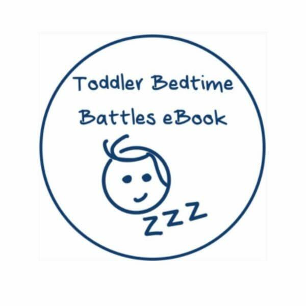 Toddler bedtime battles ebook photo.